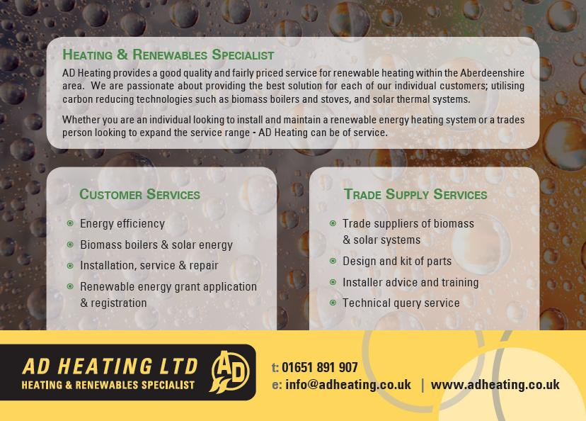 AD Heating Renewables Specialist